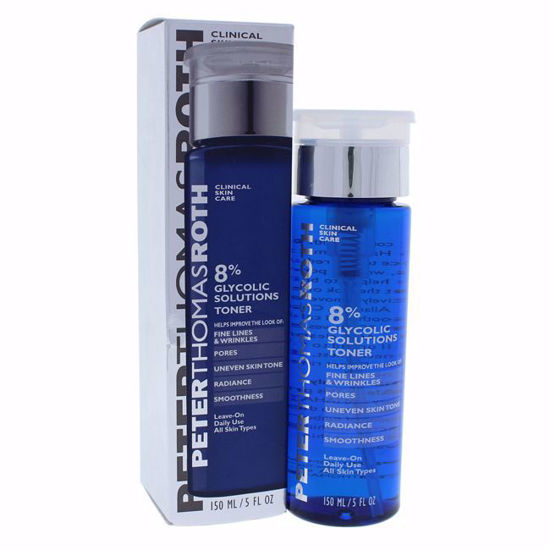 Glycolic Solutions 8% Unisex Toner 5 oz by Peter Thomas Roth