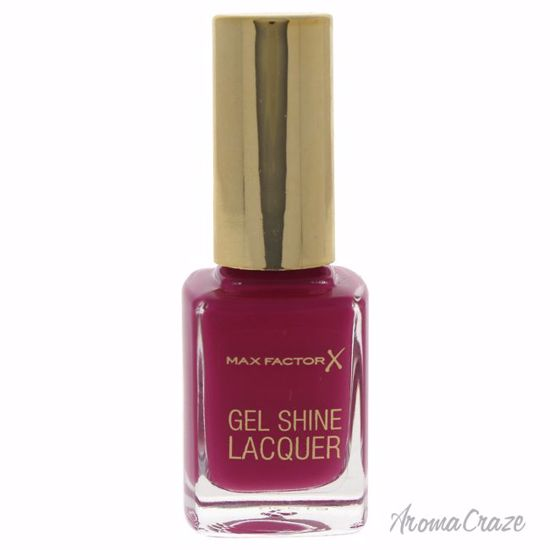 Max Factor Gel Shine Lacquer # 30 Twinkling Pink for Women 11 ml - Nails Polish and Nail Colors | Popular Nail Colors | Best Nail Polish Colors | Holiday Nail Colors | Nail Polish Colors For Sale | Nail polish Online | AromaCraze.com