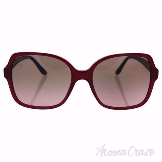 Picture of Bvlgari BV8164B 5333/14 Transparent Red/Violet Gradient Brown for Women 56-17-135 mm Sunglasses