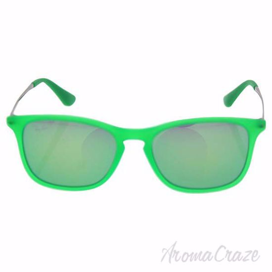 Ray Ban RJ 9061S 7007/3R - Green Gunmetal/Green Flash by Ray