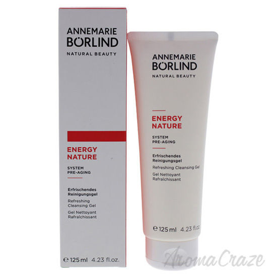 Picture of Energynature System Pre-Aging Refreshing Cleansing Gel by Annemarie Borlind for Unisex - 4.23 oz Clea