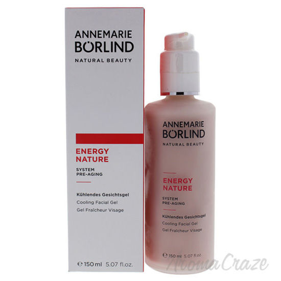 Picture of Energynature System Pre-Aging Cooling Facial Gel by Annemarie Borlind for Unisex - 5.07 oz Gel