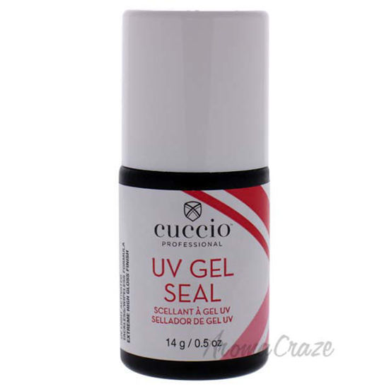 Picture of Universal UV Gel Seal by Cuccio Pro for Women - 0.5 oz Top Coat
