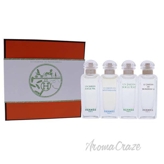 La Collection Des Parfums - Jardins by Hermes for Unisex - 4