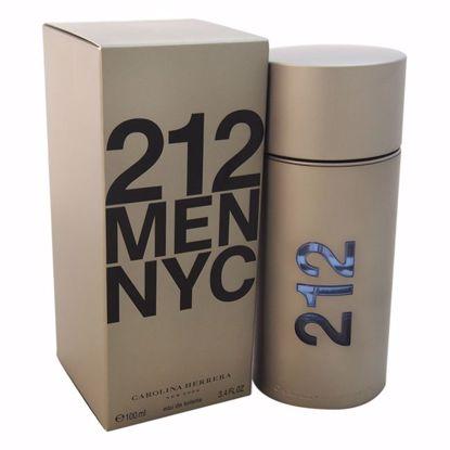 Carolina Herrera 212 EDT Spray for Men 3.4 oz