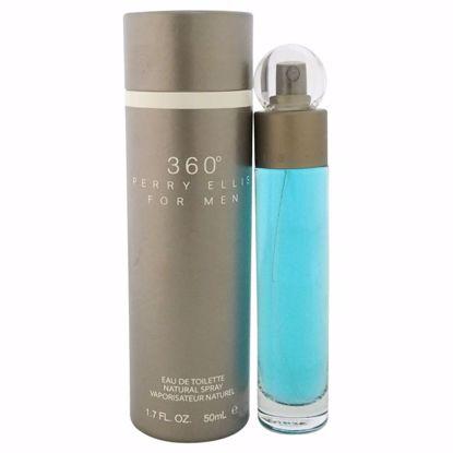 Perry Ellis 360 EDT Spray for Men 1.7 oz
