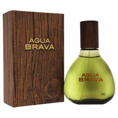 Antonio Puig Agua Brava EDC Spray for Men 3.4 oz