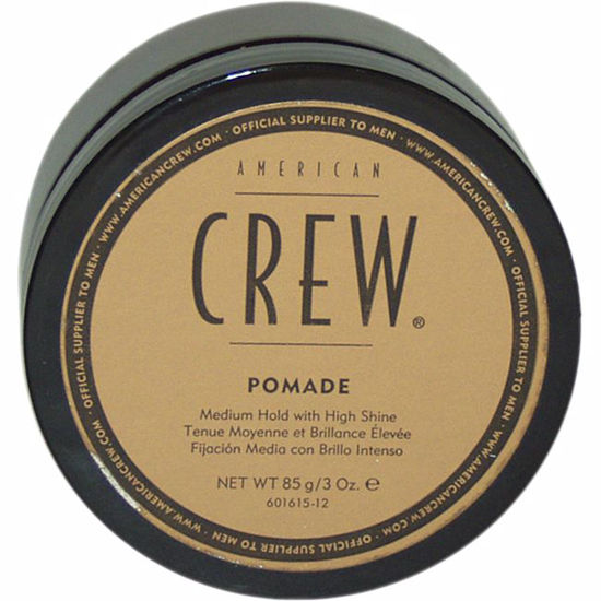 American Crew Pomade for Hold & Shine Pomade for Men 3 oz - Hair Styling Products | Hair Styling Cream | Hair Spray | Hair Styling Products For Men | Hair Styling Products For Women | Hair Care Products | AromaCraze.com