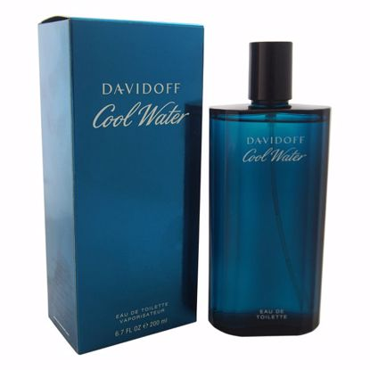Zino Davidoff Cool Water EDT Spray for Men 6.7 oz