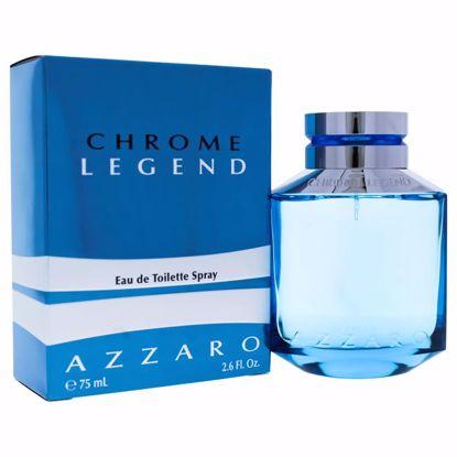Loris Azzaro Chrome Legend EDT Spray for Men 2.6 oz