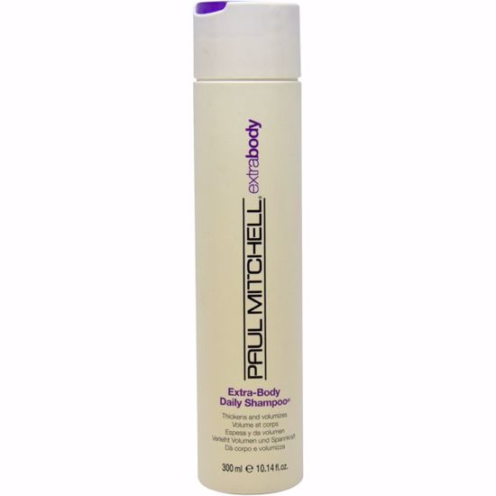 Paul Mitchell Extra Body Daily Shampoo  for Unisex 10.14 oz - Hair Shampoo | Best Shampoo For Hair Growth | Shampoo and Conditioner For Damage Hair | Fizzy Hair Shampoo | Best Professional Shampoo | Top Brands Hair Care Products | AromaCraze.com