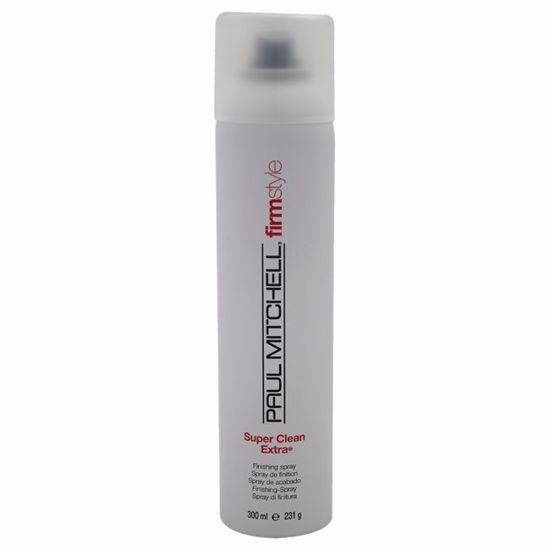 Paul Mitchell Super Clean Extra Finishing Firm Style Hair Spray for Unisex 10 oz - Hair Treatment Products | Best Hair Styling Product | Hair Oil Treatment | Damage Hair Treatment | Hair Care Products | Hair Spray | Hair Volumizing Product | AromaCraze.com