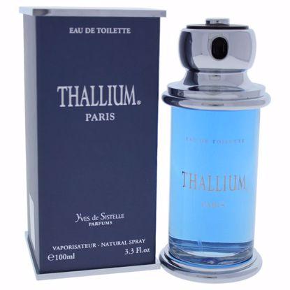 Jacques Evard Thallium EDT Spray for Men 3.3 oz