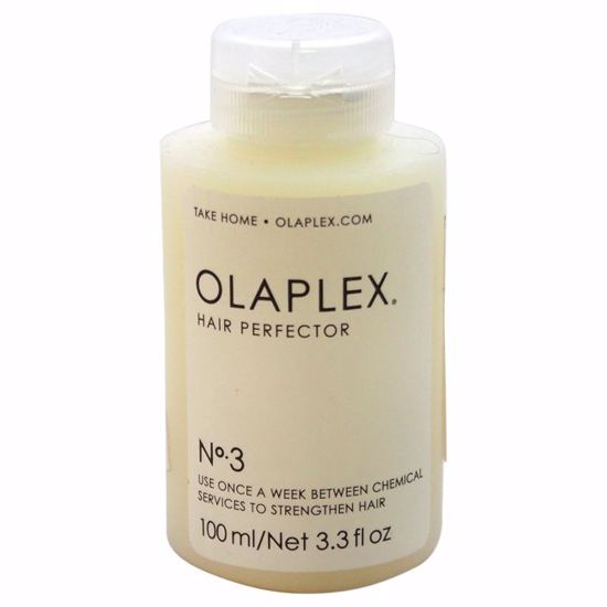 Olaplex Hair Perfector No.3 for Unisex 3.3 oz - Hair Treatment Products | Best Hair Styling Product | Hair Oil Treatment | Damage Hair Treatment | Hair Care Products | Hair Spray | Hair Volumizing Product | AromaCraze.com