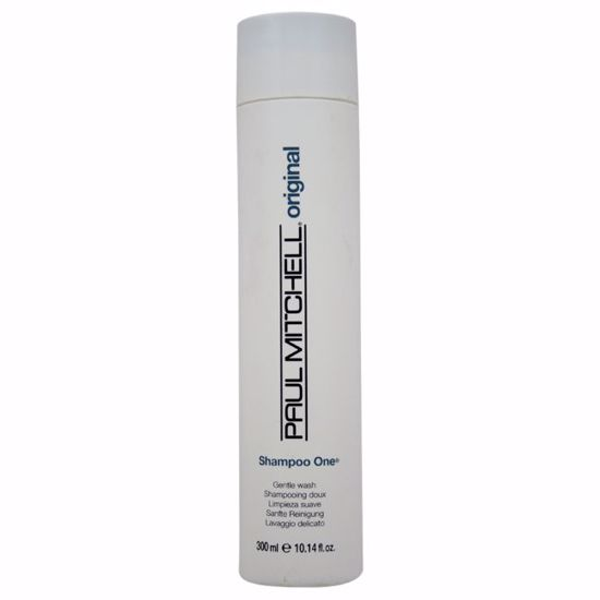 Paul Mitchell Shampoo One for Unisex 10.14 oz - Hair Shampoo | Best Shampoo For Hair Growth | Shampoo and Conditioner For Damage Hair | Fizzy Hair Shampoo | Best Professional Shampoo | Top Brands Hair Care Products | AromaCraze.com