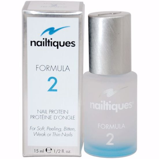 Nailtiques  Nail Protein Formula 2 Treatment for Unisex 0.5