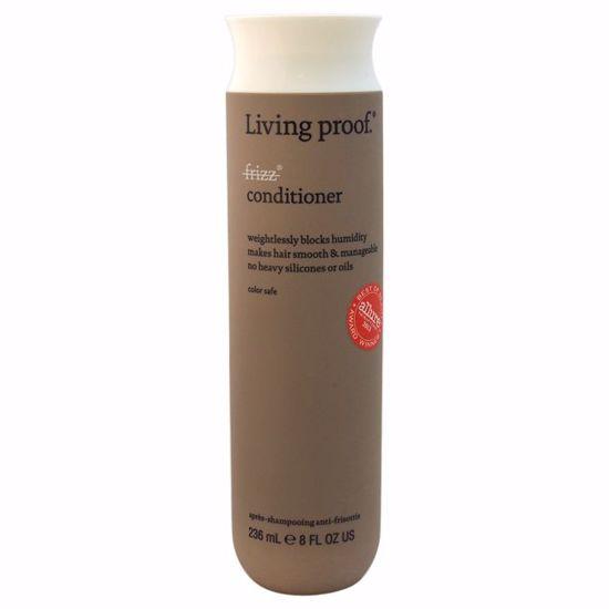 Living Proof  No Frizz Conditioner  for Unisex 8 oz - Hair Conditioner | Best Hair Conditioners | hair conditioner for dry hair | hair conditioner for womens | Moisturizing Hair Conditioner | Hair Care Products | AromaCraze.com