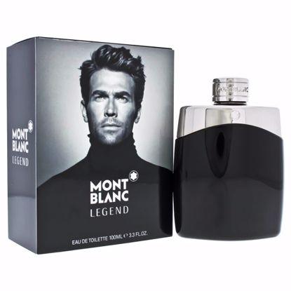 Mont Blanc  Legend EDT Spray for Men 3.3 oz