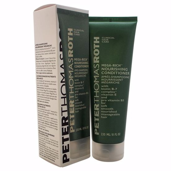 Peter Thomas Roth Mega-Rich Conditioner  for Unisex 8 oz - Hair Conditioner | Best Hair Conditioners | hair conditioner for dry hair | hair conditioner for womens | Moisturizing Hair Conditioner | Hair Care Products | AromaCraze.com