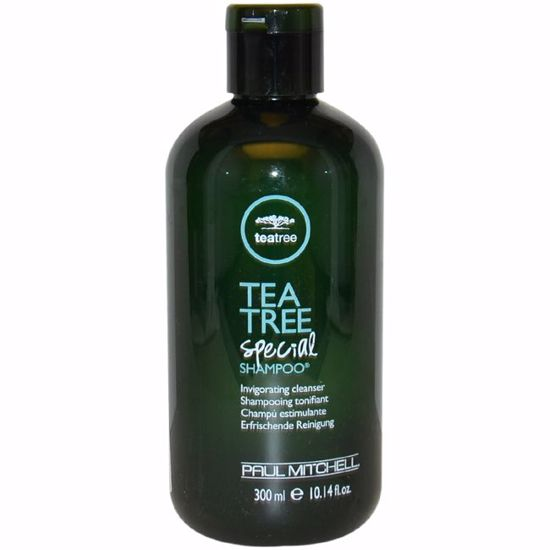 Paul Mitchell Tea Tree Special Shampoo  for Unisex 10.14 oz - Hair Shampoo | Best Shampoo For Hair Growth | Shampoo and Conditioner For Damage Hair | Fizzy Hair Shampoo | Best Professional Shampoo | Top Brands Hair Care Products | AromaCraze.com