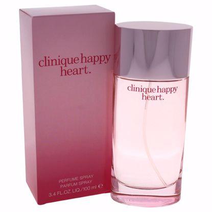 Clinique  Happy Heart Parfum Spray for Women 3.4 oz