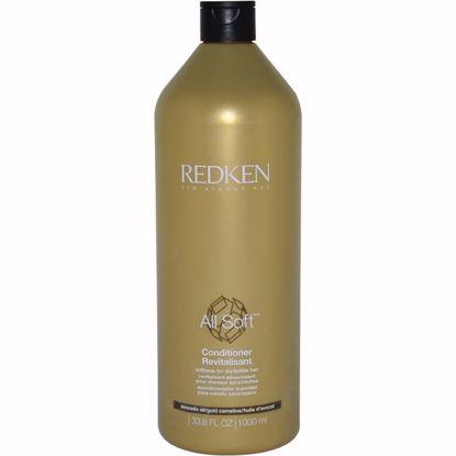 Redken All Soft Conditioner  for Unisex 33 oz