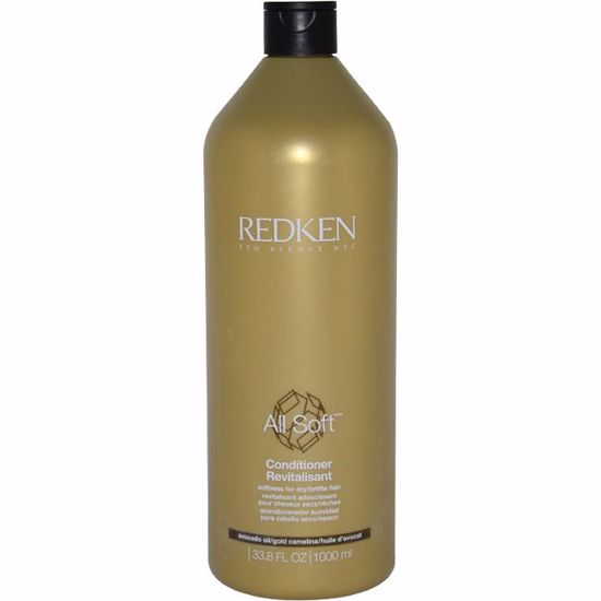 Redken All Soft Conditioner  for Unisex 33 oz - Hair Conditioner | Best Hair Conditioners | hair conditioner for dry hair | hair conditioner for womens | Moisturizing Hair Conditioner | Hair Care Products | AromaCraze.com