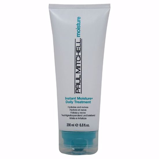 Paul Mitchell Instant Moist Daily Treatment for Unisex 6.8 oz - Hair Treatment Products | Best Hair Styling Product | Hair Oil Treatment | Damage Hair Treatment | Hair Care Products | Hair Spray | Hair Volumizing Product | AromaCraze.com