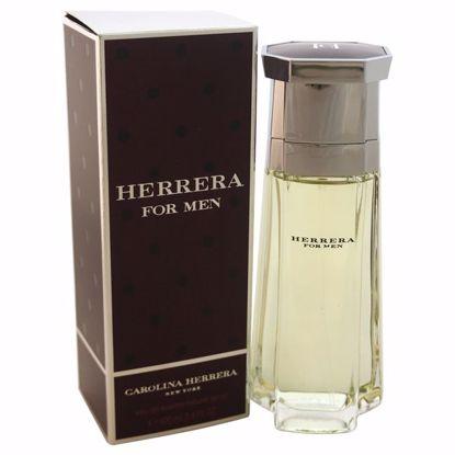 Herrera by Carolina Herrera  EDT Spray for Men 3.4 oz