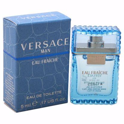 Versace  Man Eau Fraiche EDT Splash (Mini) for Men 5 ml