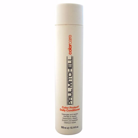 Paul Mitchell Color Protect Daily Conditioner  for Unisex 10.14 oz - Hair Conditioner | Best Hair Conditioners | hair conditioner for dry hair | hair conditioner for womens | Moisturizing Hair Conditioner | Hair Care Products | AromaCraze.com