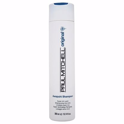 Paul Mitchell Awapuhi Shampoo  for Unisex 10.14 oz - Hair Shampoo | Best Shampoo For Hair Growth | Shampoo and Conditioner For Damage Hair | Fizzy Hair Shampoo | Best Professional Shampoo | Top Brands Hair Care Products | AromaCraze.com