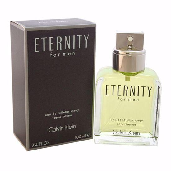 Calvin Klein Eternity EDT Spray for Men 3.4 oz
