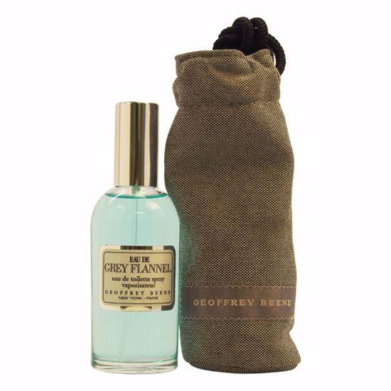 Geoffrey Beene Eau De Grey Flannel EDT Spray for Men 4 oz