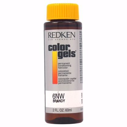 Redken Color Gels Permanent Conditioning Haircolor 6NW - Bra