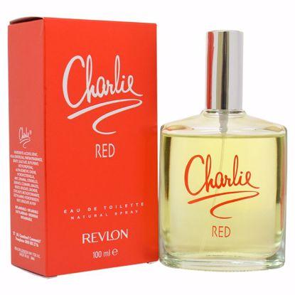 Revlon Charlie Red EDT Spray for Women 3.4 oz