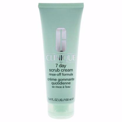 Clinique 7 Day Scrub Cream Rinse Off Formula for Unisex 3.4