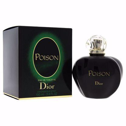 Christian Dior Poison EDT Spray for Women 3.4 oz