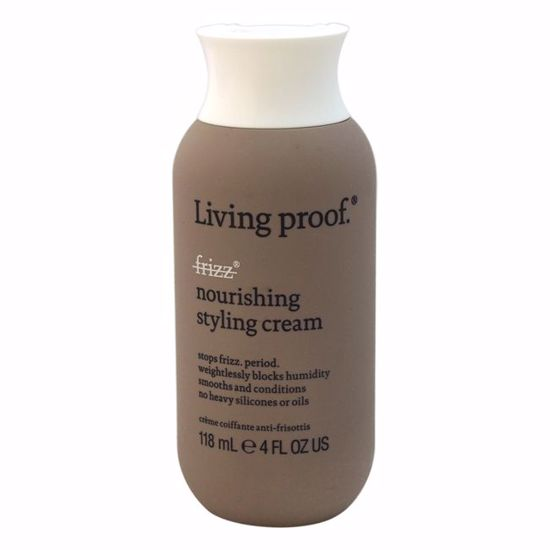 Living proof No Frizz Nourishing Styling Cream  for Unisex 4 oz - Top Skin Care Products | Best Anti Aging Skin Care Products| Body Care | All Natural Skin care | AromaCraze.com