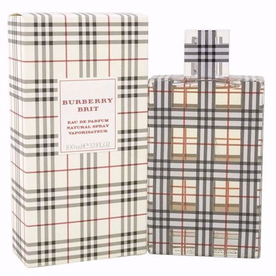 Burberry  Brit EDP Spray for Women 3.3 oz