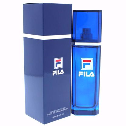 Fila EDT Spray for Men 3.4 oz