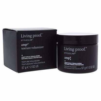Living Proof Amp Instant Texture Volumizer Cream for Unisex 2 oz - Hair Treatment Products | Best Hair Styling Product | Hair Oil Treatment | Damage Hair Treatment | Hair Care Products | Hair Spray | Hair Volumizing Product | AromaCraze.com