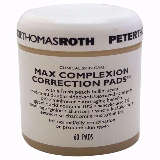 Peter Thomas Roth Max Complexion Correction Pads  for Unisex
