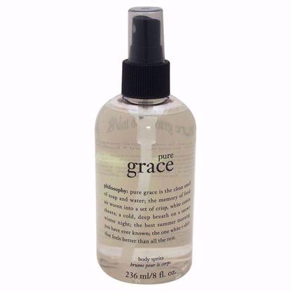 Philosophy Pure Grace Body Spritz Spray for Women 8 oz