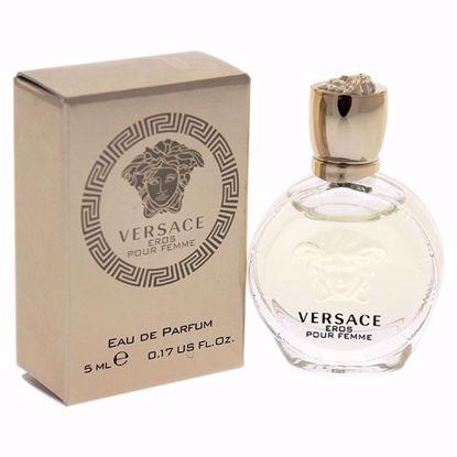Versace  Eros Pour Femme EDP Splash (Mini) for Women 0.17 oz