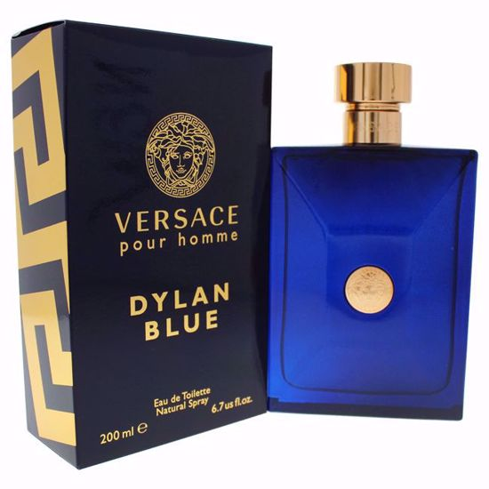 Versace Dylan Blue EDT Spray for Men 6.7 oz