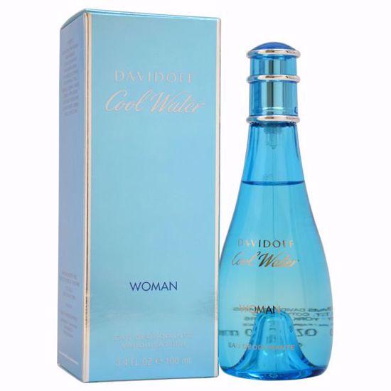Zino Davidoff Cool Water Eau Deodorant Spray for Women 3.4 oz - Deodorants | Antisperspirants | Deodorants Sticks | Deodorants Roll On | Best Deodorants For Women | Deodorants and Antiperspirants | Best deodorant for sensitive skin | Women Body Spray | Womens deodorant for odor  | AromaCraze.com