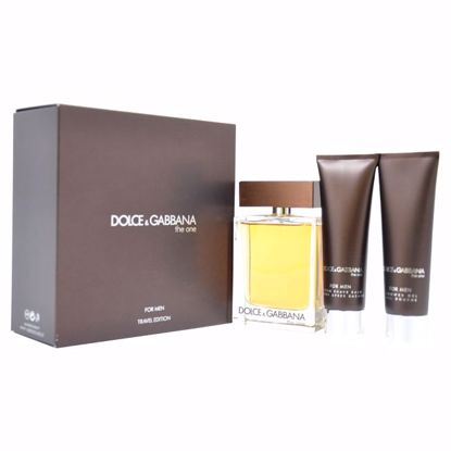 Dolce & Gabbana The One Gift Set for Men 3 pc