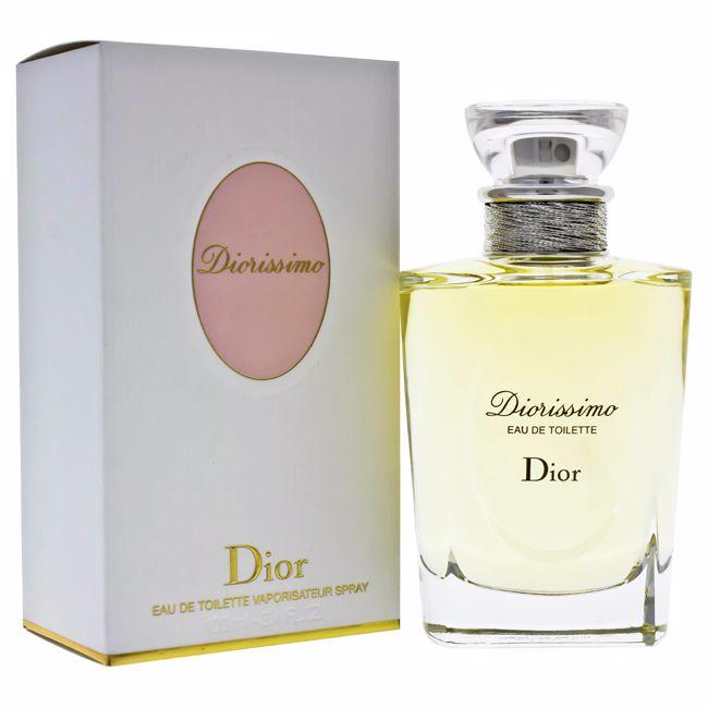 AromaCraze.com - Diorissimo Christian Dior Women EDT Spray 3.4 oz