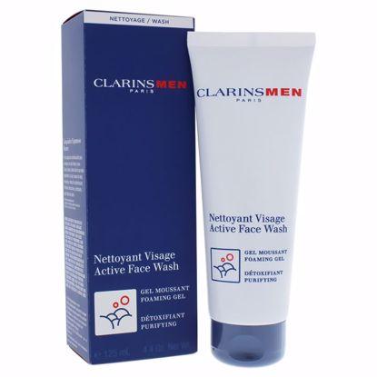 Clarins Men Active Unisex Face Wash 4.4 oz